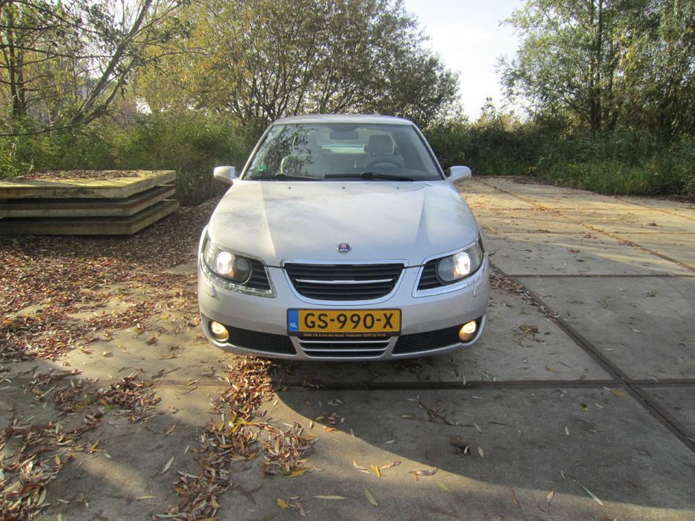 Saab 9-5 sedan Vector