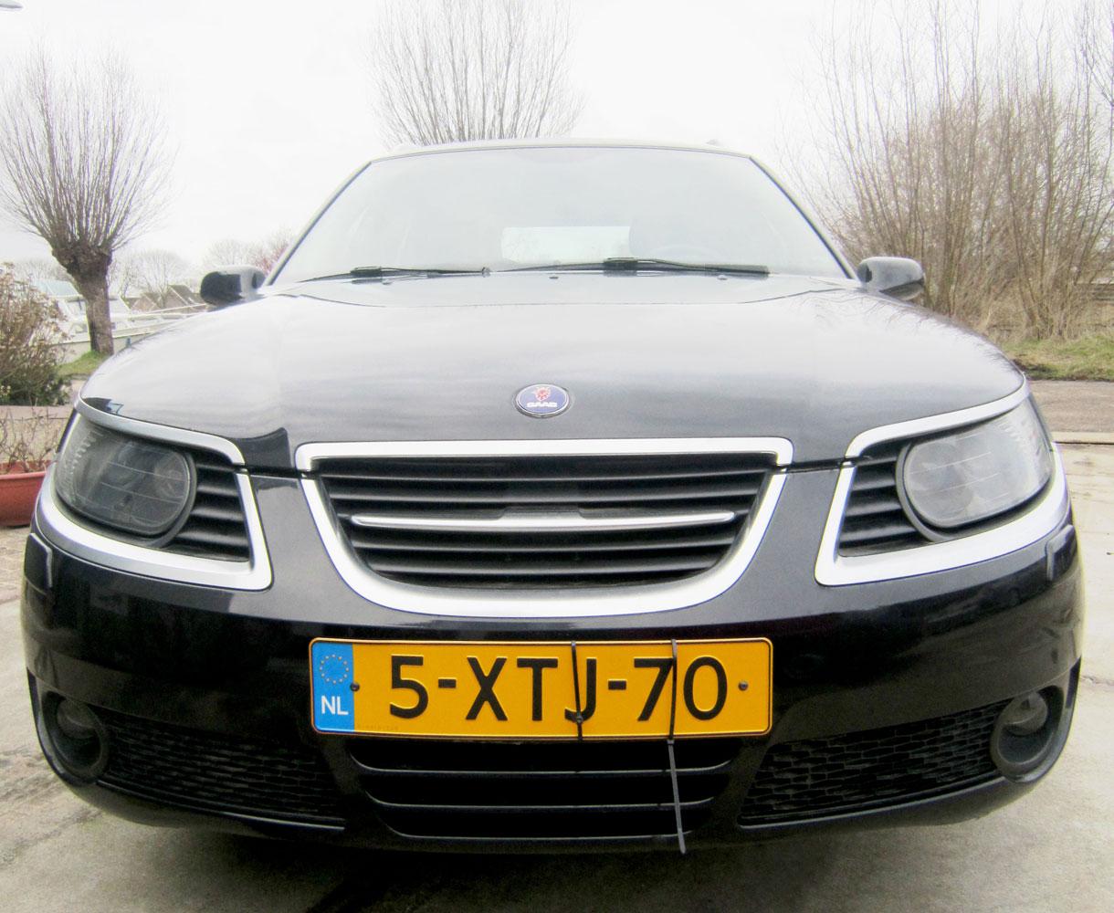 Saab 9-5 estate Griffin