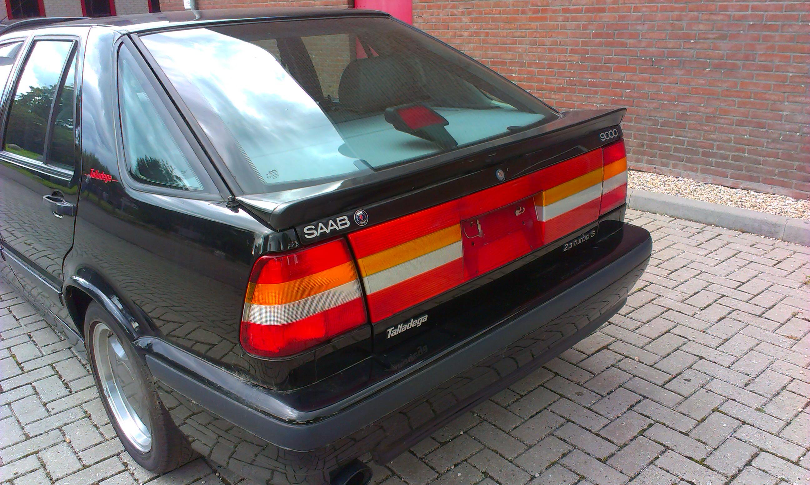 Saab 9000 Taladega