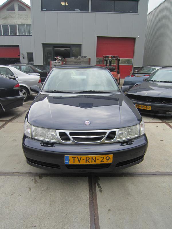 Saab 9-5 sedan bouwjaar 1998
