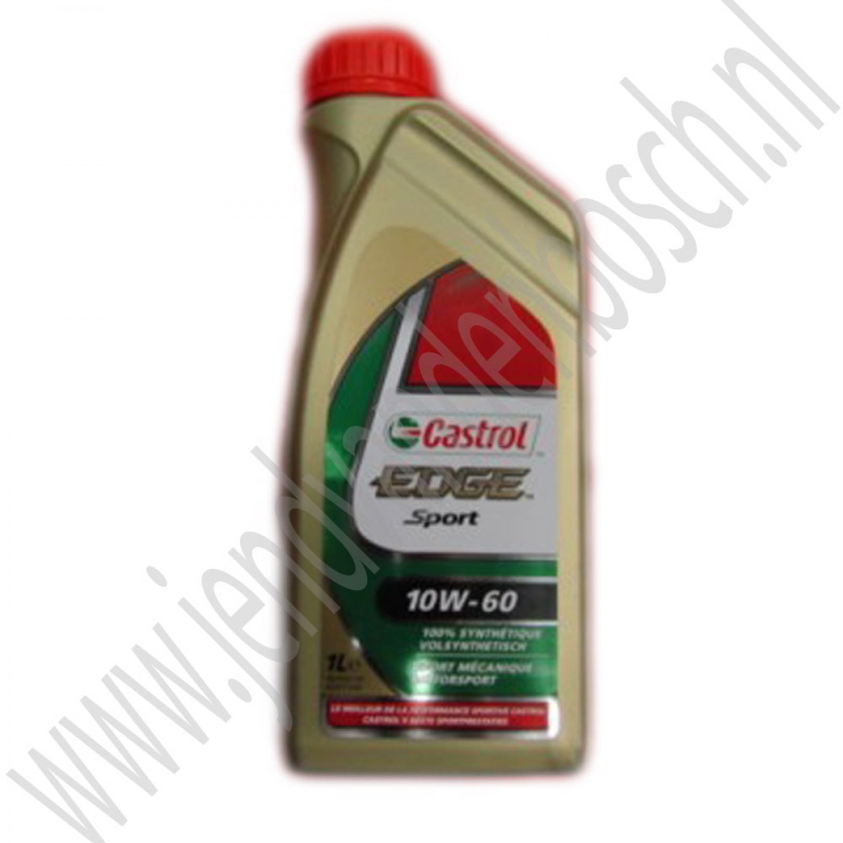 j d van den bosch 1 liter castrol edge sport 10w 60. Black Bedroom Furniture Sets. Home Design Ideas
