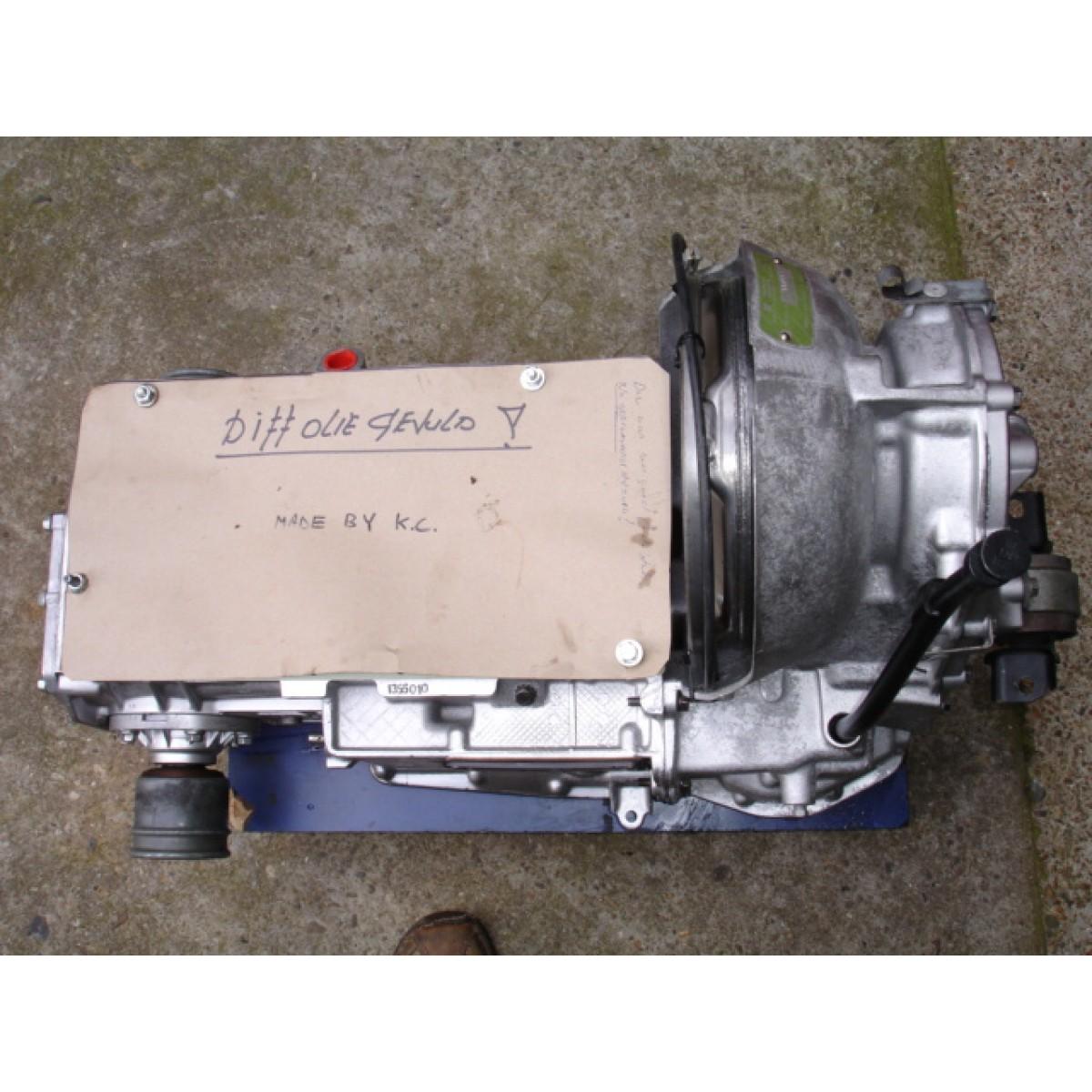 1992 Saab 900 Transmission: J&D Van Den Bosch Automatische Versnellingsbak