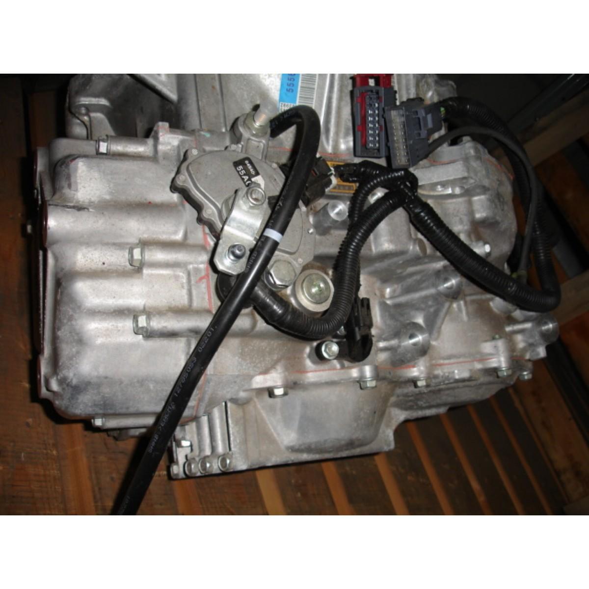 1992 Saab 900 Transmission: J&D Van Den Bosch Versnellingsbak Automaat, Saab 9-5