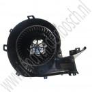 Kachelventilatormotor, gebruikt, Saab 9-3 sport, bouwjaar 2003 tm 2012, voor uitvoeringen met ACC, ond. nr. 13250115 13221349