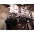 Complete motor incl.turbo, B308, V6-benzine, 3.0L, Saab 9-5, bouwjaar: 1998-2003, ond.nr.  4572921, 4899886, 5193157, 4968970, 5194741, 5194790, 5957527