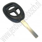 Sleutel ongeslepen, origineel, Saab 9-3 versie 1, ,9-5, bouwjaren 1998 tm 2002, org. nr. 30584617, 5183025, 5189659, 400128898, 526327