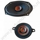Radio luidspreker kofferbak, gebruikt, Saab 900NG, 9-3 V1, org.nr.  4712659, 4232872, 4711313