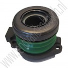 Aftermarket hydraulische hulpkoppelingscilinder bakzijde voor de koppeling SAAB 9-3 en 9-5 onderdeelnr. 4925822 8748667