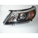 Koplamp, Xenon, Saab 9-3 versie 2, bouwjaar: 2008 tm 2012 ond. nr. L: 12778677 12842065 R: 12778678 12842066