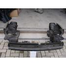 Frontbalk voorzijde, gebruikt, Saab 9-3 versie 2. bouwjaren 2003-2007 ond.nr. 12801057, 12769713
