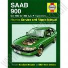 Werkplaatshandboek, Saab 900ng, Haynes, bouwjaar 1994-1998