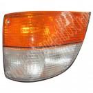 Knipperlicht, linksvoor, stijlneus, origineel, Saab 900 Classic, bouwjaar 1979 tm 1987, org. nr. 8574717