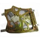 Raammechanisme achter, Gebruikt , Cabrio, Links, Saab 900NG  en 9-3 Versie 1 1994 tm 2003, ond. nr. 4851911, 5510003, 4370391