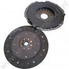 Koppelingsset 1.9TID Sport Sachs Saab 9-3 versie 2 M240 org.nr 881864000904, 883082999789