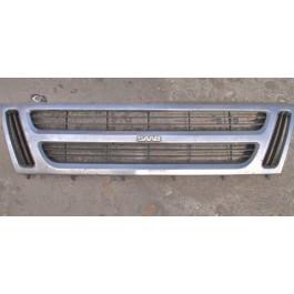Grille, gebruikt, Saab 900 classic, bouwjaar: 1986 tm 1994, ond. nr. 9289612 9291592 6926778 6926406