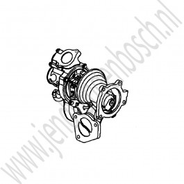 Turbo, A20NFT, A20NHT, Origineel, Saab 9-3v2, 9-5NG, bj 2010-2012, ond.nr. 12618667, 12634179, 12643932, 12652494, 12658317