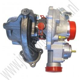 Turbo, Garrett GT2082, Origineel, Saab 9-3 v2, B207E, B207L, bouwjaren 2003 - 2005, ond. nr. 12755106, 93184296