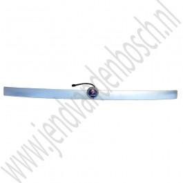 Sierlijst achterklep, mat chroom, gebruikt, Saab 9-3v2 Estate,  bj 2005-2011, ond.nr. 12778844, 12766204