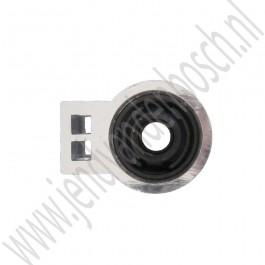 Silent block, voorwiel draagarm, OE-Kwaliteit, Saab 9-3v2, bj 2003-2012, ond.nr. 12786412