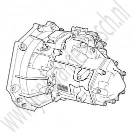 Versnellingsbak, FM57301, handgeschakeld, Origineel, Saab 9-3v2, 2.2 TiD, vijf versnellingen, ond.nr. 12787439