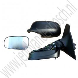 Complete spiegel, links, elektrisch inklapbaar, verstelbaar met geheugen, Saab 9-3 v2, bj 2003-2009, ond.nr. 12795605