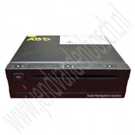 DVD-speler voor navigatie, Origineel, Saab 9-3 versie 2, bouwjaar 2004 tm 2007, ond. nr. 12802114, 12802538, 12768494