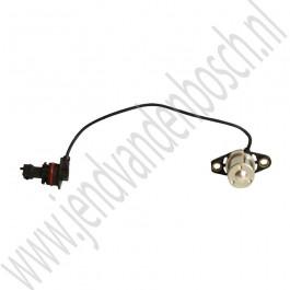 Oliepeil sensor, Origineel, Saab 9-3v2, 9-5NG, 1.8t, 2.0t, 2.0T, Turbo4, B207, A20NHT, A20NFT, bj 2003-2012, ond.nr. 24461500, 55353799