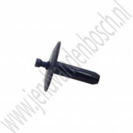 Bevestigingplug, grijs, Origineel, 6mm, Saab 9000, 900ng, 9-3v1, 9-5, bj 1990-2010, ond.nr. 4883906