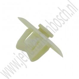Clip, dorpelbescherming, Gebruikt, Saab 900NG, 9-3v1, ond.nr. 4421475