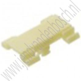 Clip, bevestiging sierstrip, gebruikt, Saab 9-5, bouwjaar 1998-2010, ond.nr, 4561288