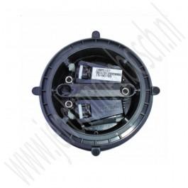 Spiegelmotor met geheugen, Origineel, Saab 9-3v, 9-5, bj 1998-2012, ond.nr. 4607628, 5512629, 12767073, 12795595