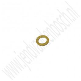 O-ring oliekoeler, geel, origineel, Saab 9-3 versie 1 en 9-5, bouwjaar 1998 tm 2010, ond. nr. 4685244