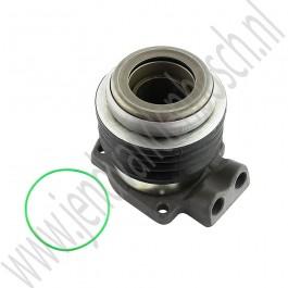 Koppelingscilinder incl. druklager, bakzijde, Origineel, Saab 9000, bouwjaar: 1992 tm 1993, ond. nr. 8781387, 4904579