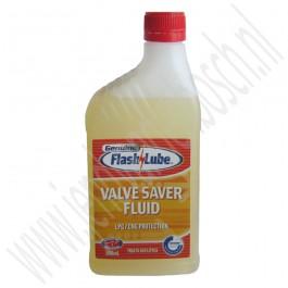 Flash Lube Valve Saver Fluid, 500ml verpakking,  kleppensmeermiddel voor auto's op LPG