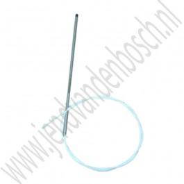Losse antennemast, elektrische antenne, Aftermarket, Saab 900NG, 9-3v1, bj 1994-2002, ond.nr. 5035944