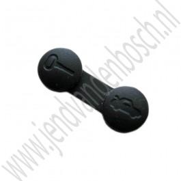 Knop afstandsbediening sleutel, origineel, Saab 900ng en 9000, ond.nr. 5040274
