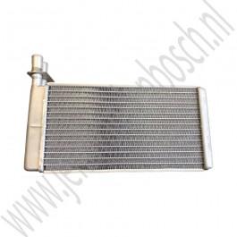 Kachelradiateur, volledig aluminium, Origineel, Saab 9000, bj 1985-1998 ond. nr. 5046362, 4613881, 9620238, 32019491