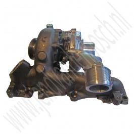 Turbo, origineel, Saab 9-3 versie 2, 1.9DTH diesel, 150PK, bouwjaar 2005 tm 2010, org. nr. 55205483, 55205356, 93184791