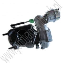 GT17 turbo Garrett, aftermarket, Saab 9-3v1, 9-5, T7 motor, bj 1998-2010, ond.nr. 55560913, 9172123, 9198631, 5955703, 23340913, 4611349