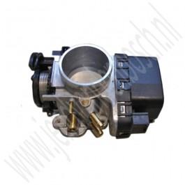 Gasklephuis, origineel, nieuw type T7-motor, 9-5, bj 2004-2010, ond.nr. 5950191