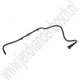 Carterventilatieslang, Cobra naar olie afscheider, Origineel, Saab 9-5, bj 2004-2010, ond.nr. 5961610, 9549213