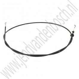 Motorkap kabel, Origineel, Saab 900 Classic, bj 1979-1993, ond.nr. 6945521, 6921126, 9643716