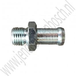 Nippel, cilinderkop, koelsysteem, Origineel, Saab 900, 9000, 900NG, 9-3v1, bj 1988-2003, ond.nr. 7486806