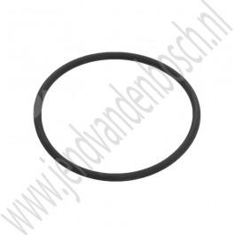 O-ring, gasklep voorverwarming, Origineel, Saab 900 Classic, 9000, bj 1986-1993, ond.nr. 7506264