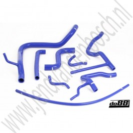 Kachelslangenset, do88, Saab 900 Classic Turbo, 8-kleps, B201 bouwjaar 1981-1989, ond.nr. 7540420, 9349382, 9330515, 9324609, 7520174, 7519531, 7588122