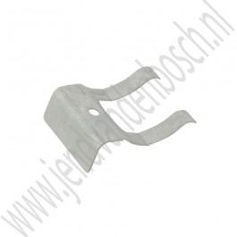 Borgclip, koplampsproeier, Saab 9-3, bj 2004-2007, ond.nr. 90508376
