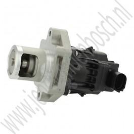 EGR-klep 1.9 diesel TTiD, Saab 9-3 versie 2,  Z19DTR en A19DTR bj 2008-2012, org. nr. 93166910 55209609