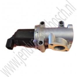 EGR-klep, origineel, Saab 9-3 versie 2, 1.9 DT-motor,  120 PK, bouwjaar 2005 tm 2010, ond. nr. 93181976 93189082 55215032 851342