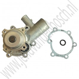 Waterpomp, Origineel, Saab 9000, B202, bj 1985-1993, ond.nr. 9321670, 9128448, 9148255, 7972698, 7566581
