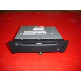 CD-speler voor in het dashboard, Gebruikt, Saab 9-3 Versie 2, bouwjaar: 2003 tm 2007, ond. nr. 12803662 12799474 12757121